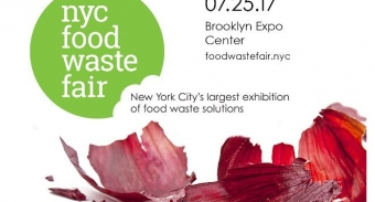 NOVAMONT North America partner of the NYC Food Waste Fair